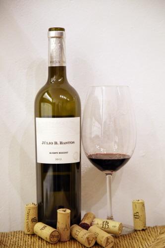 도나 마리아 훌리오 바스토스의 오너 훌리오 씨가 부친에게 헌정하는 의미로 만든 와인