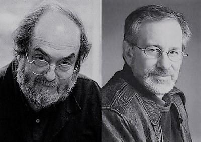 스탠리 큐브릭과 스티븐 스필버그