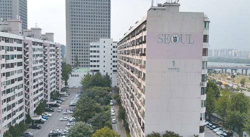 서울 영등포구 여의도에 위치한 서울아파트 전경/매경DB