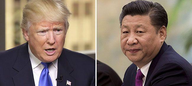 도널드 트럼프 미국 대통령(좌)과 시진핑 중국 국가주석(우). /사진=AP, EPA연합