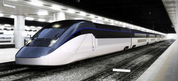 한국형 2층 고속열차 콘셉트 디자인 /사진=코레일 홈페이지