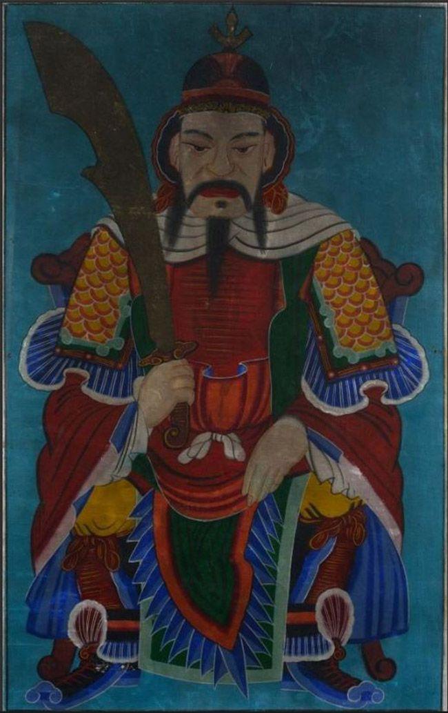 최영(1316~1388) : 고려말의 충신, 명장. 원나라 원군에 나섰을 때는 38세의 한창 나이였다. 훗날 이성계에 맞서다 참수되었다.