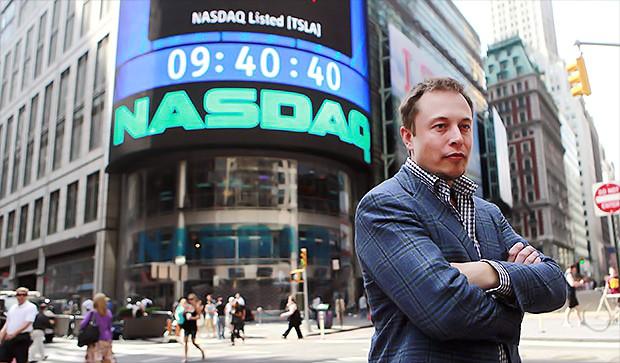 일론 머스크 테슬라 모터스 CEO/ 사진=테슬라 모터스 공식 보도자료
