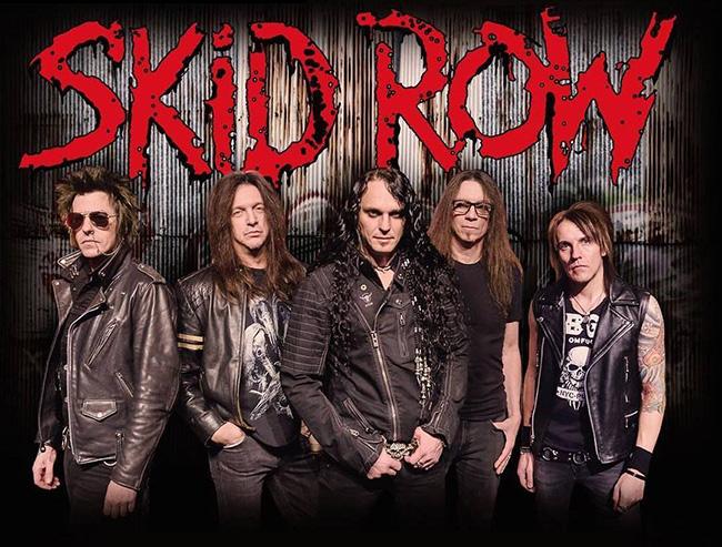 스키드 로우(Skid Row)