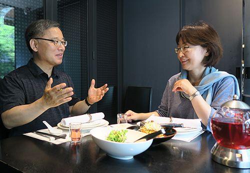 유재웅 을지대학교 교수·박정녀 하나금융투자 강남WM이사