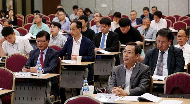 매일경제신문은 28일 서울 중구 은행회관에서 한국국제금융학회, 대외경제정책연구원과 공동으로