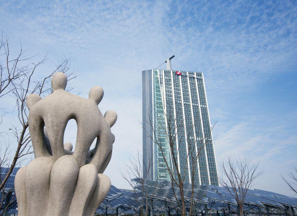 한국전력 나주 사옥 / 사진=매경DB