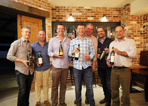 맥라렌 베일의 와인 생산자들 /사진제공 = 맥라렌 베일