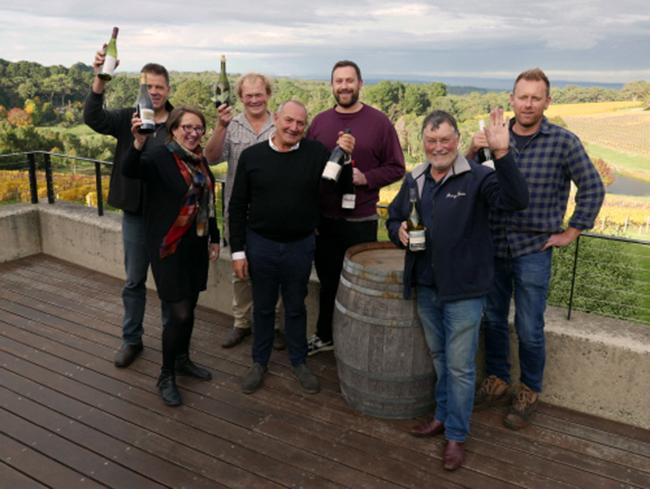 모닝턴 페닌슐라의 와인 생산자들