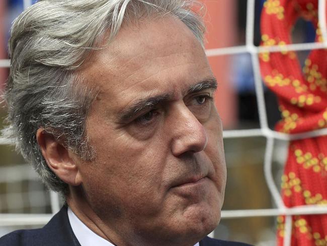 여비서에게 성인용품을 사오라고 지시한 혐의를 받고 있는 마크 가니어 영국 국제통상부 장관. /사진=AP