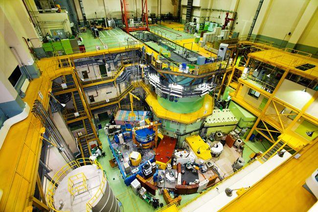 연구용 원자로 하나로(HANARO)/사진=한국원자력연구원