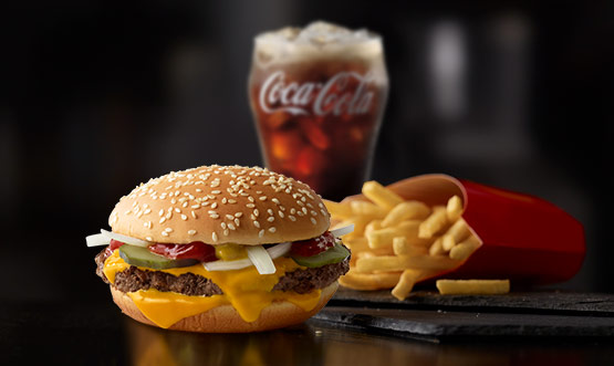 /사진=맥도날드 홈페이지
