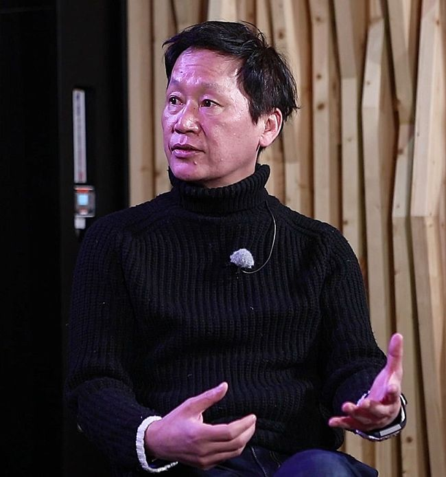 원동연 리얼라이즈픽쳐스 대표.