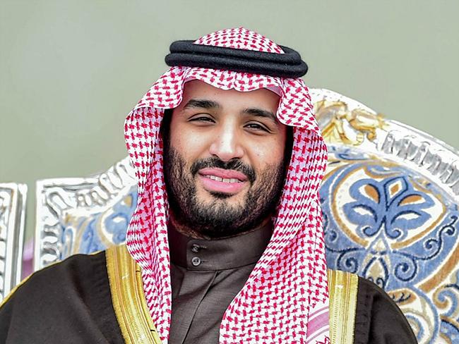 무함마드 빈살만(32) 사우디아라비아 제1왕위계승자(왕세자) 겸 국방장관