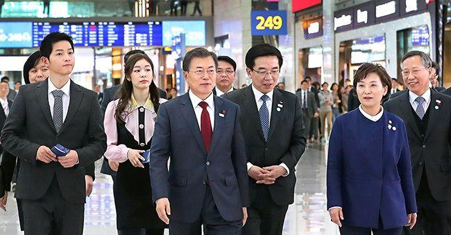 인천국제공항공사가 12일 오후 제2여객터미널