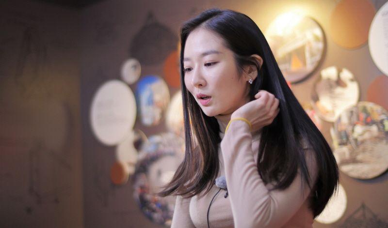 배우 안미나 / 사진=양유창 기자