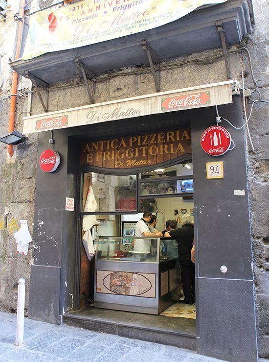 나폴리 피자 가게