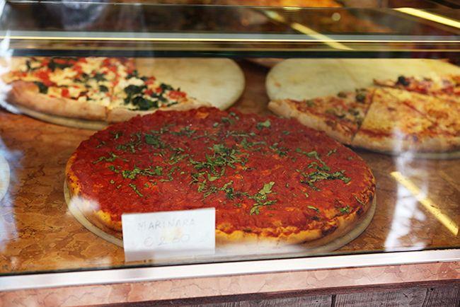 마리나라 피자