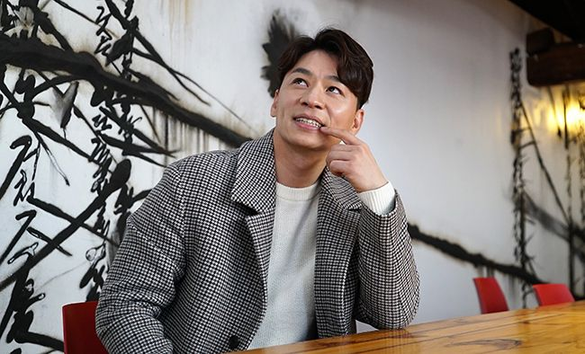배우 정상훈 /사진=양유창 기자