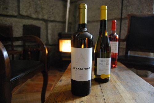 킨타 다 리샤의 와인들