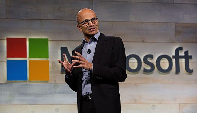 사티아 나델라(Satya Nadella) 마이크로소프트 최고경영자(CEO)