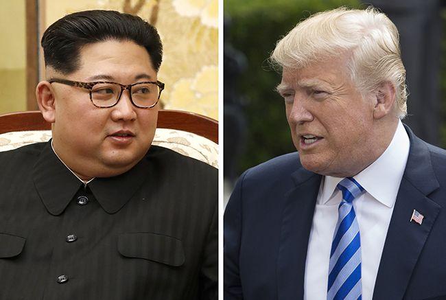 도널드 트럼프 미국 대통령이 다음달 12일 싱가포르에서 김정은 북한 국무위원장과 역사적인 미·북정상회담을 한다고 밝히면서 한 달 앞으로 다가온