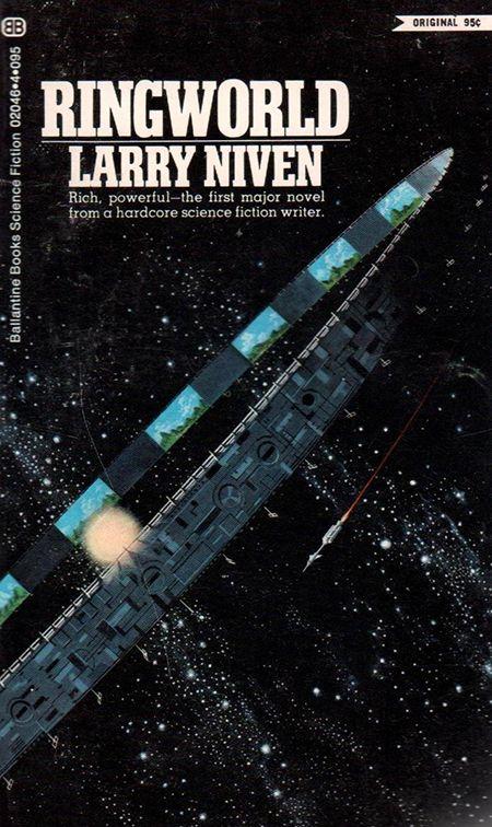링월드-원래 래리 니븐이 1970년에 발표한 소설이다 /사진=서울SF아카이브