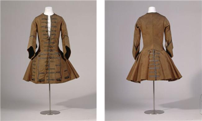 전형적인 형태의 쥐스토코르. 1695년의 것으로 추정 /출처=뉘른베르크 국립박물관 홈페이지
