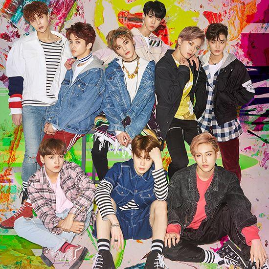 NCT 127은 지난 23일 출시한 일본 데뷔 앨범