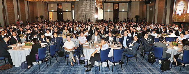 7일 매일경제와 삼정KPMG 공동 주최로 600여 명이 참석한 가운데 포시즌스서울호텔에서 열린