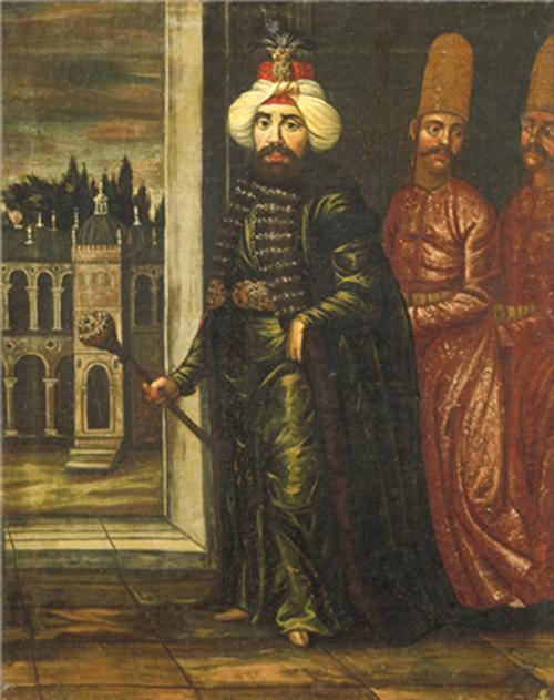 터키의 아흐메드 3세가 1715년을 전후로 입었던 돌만 /출처=https://www.rijksmuseum.nl/nl/collectie/SK-A-2015