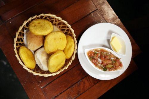 칠레의 식전 빵 소파이피아