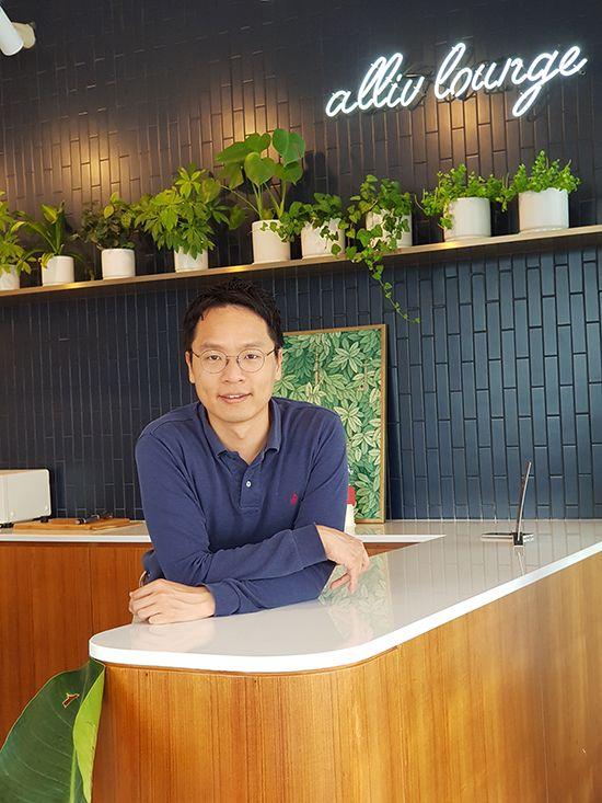 김재현 크레비스 대표
