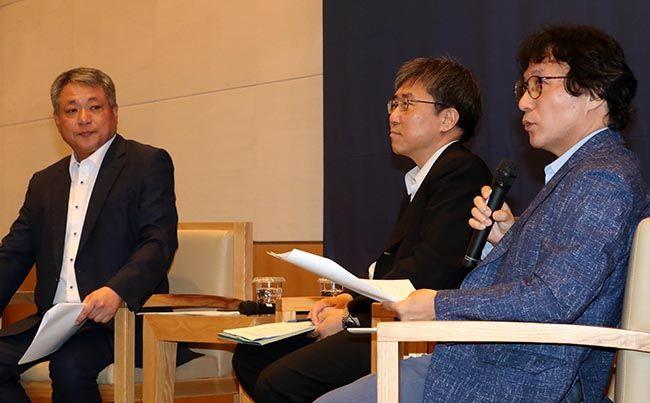 10일 오후 서울 전경련회관 컨퍼런스센터에서 열린