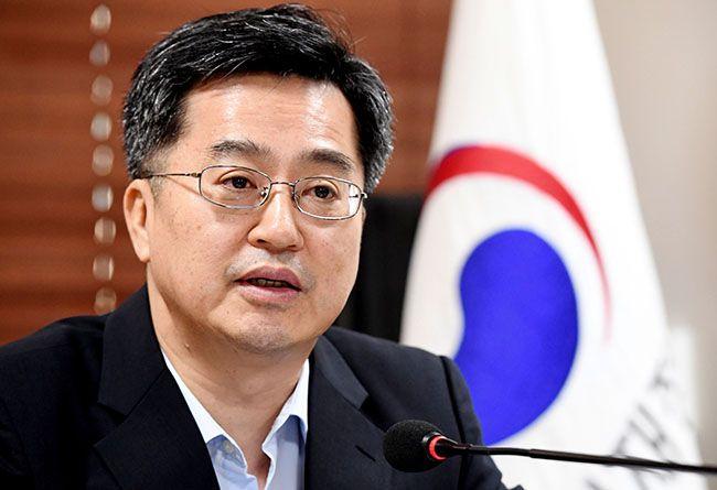 김동연 경제부총리 /사진=이승환 기자
