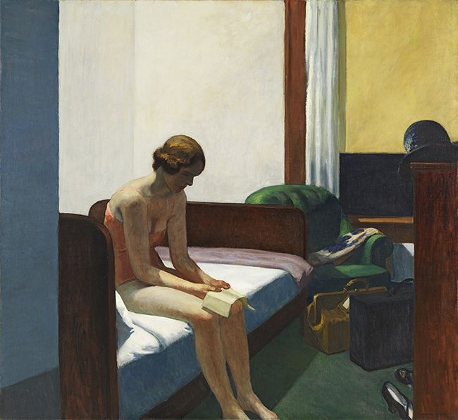 Hotel Room, 1931.