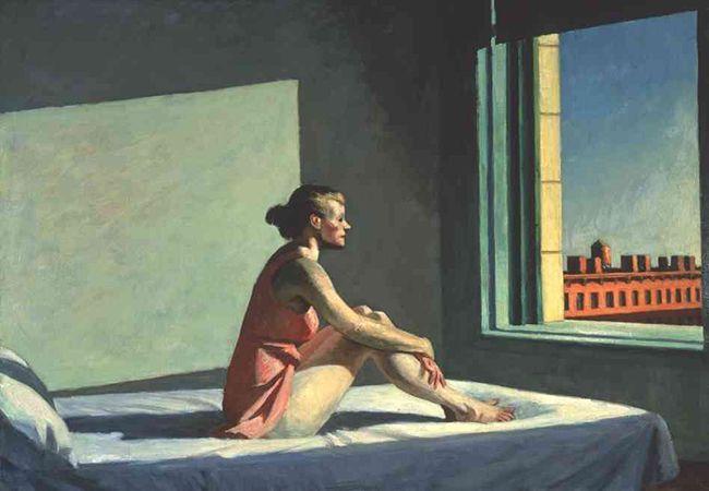 Morning Sun, 1952.