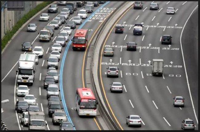꽉막힌 도로에서 버스전용차선을 주행하는 일은 짜릿하다. 유로스타는 이같은 즐거움을 선사할 수 있는 모델이다.