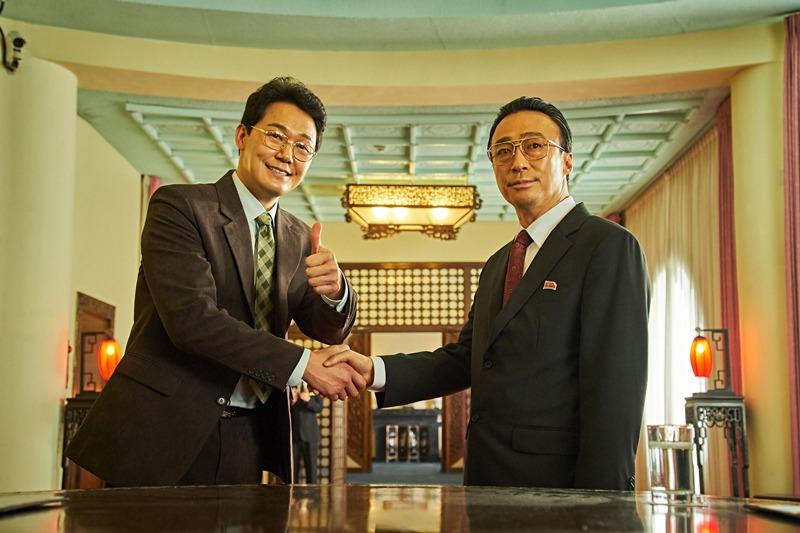 박기영은 영화 속에서 한창주라는 배역으로 박성웅이 연기한다.