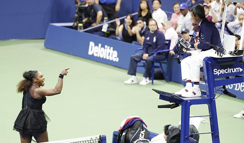 21세 신예 오사카 나오미(19위)가 8일(현지시간) 미국 뉴욕의 빌리 진 킹 내셔널 테니스 센터에서 열린 US오픈 테니스대회 13일째 여자단식 결승에서