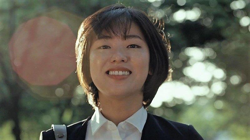 2017년 SK텔레콤 광고에 출연한 전여빈 / 광고영상 캡처