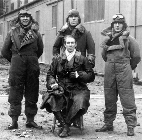 제1차 세계대전 당시 조종복, 일명