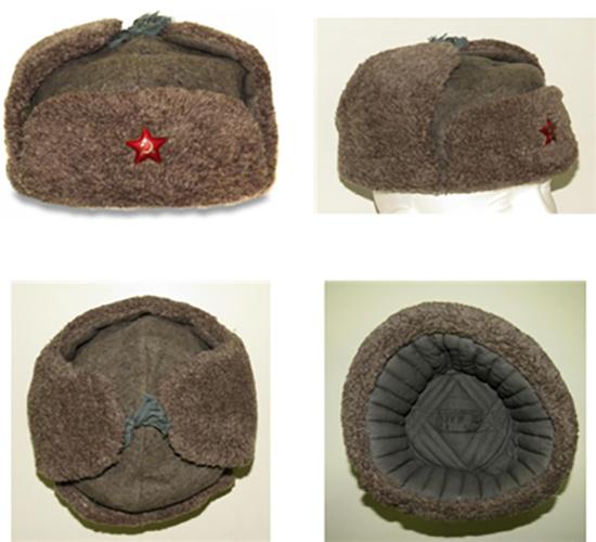 1940년 보급된 소련 육군의 우샨카. /출처=http://www.aboutww2militaria.com/soviet-m40-winter-hat-ushanka-1940-year-dated-by-samoilova-factory.html