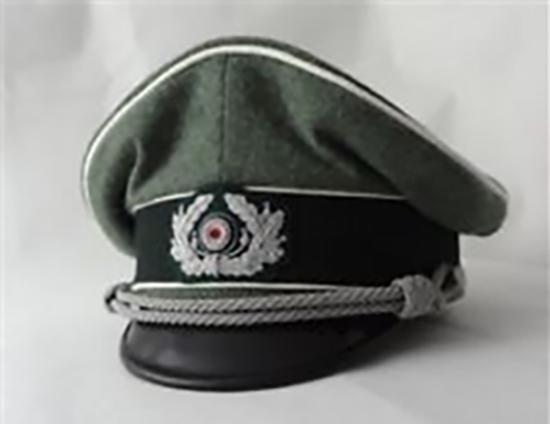 독일군 장교용 동계 정모. /출처=이베이