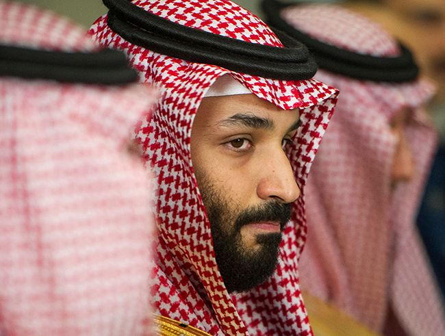 사우디아라비아 언론인 자말 카슈끄지의 암살 배후로 의심받는 무함마드 빈살만 사우디 왕세자. /사진=AP연합뉴스