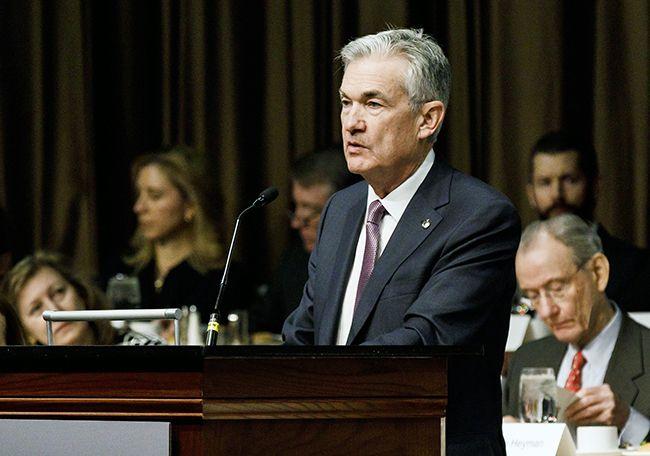 미국 중앙은행인 연방준비제도(Fed·연준)의 제롬 파월 의장이 28일(현지시간) 뉴욕의