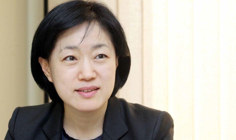 한국은행 첫 여성 팀장 및 첫 여성 임원이었던 서영경 대한상의 SGI 원장