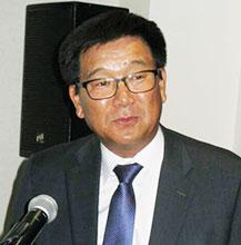 김점배 천관교역 회장