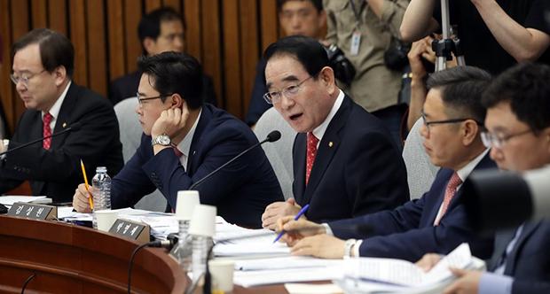 자유한국당 박명재 의원[사진=연합뉴스]