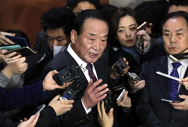 서청원 자유한국당 의원[사진=연합뉴스]